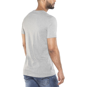 Mammut Massone - T-shirt manches courtes Homme - gris